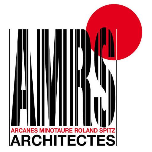 amrs architectes rvb logo