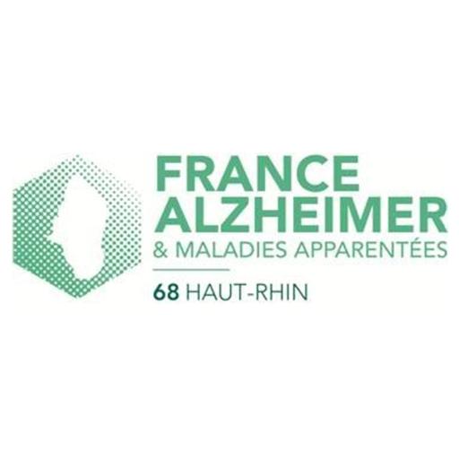 logo france alzheimer 68