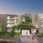 Projet habitat inclusif Riedisheim - façade extérieure