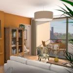 projet habitat inclusif schleithal esquisse salon 2