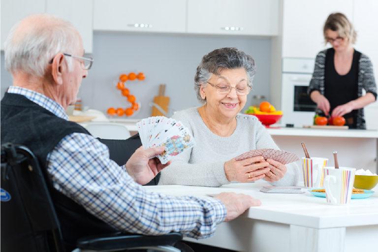 vie sociale et partagée senior