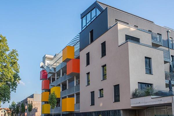 Projet Habitat inclusif khutte Strasbourg personnes cérébrolésées
